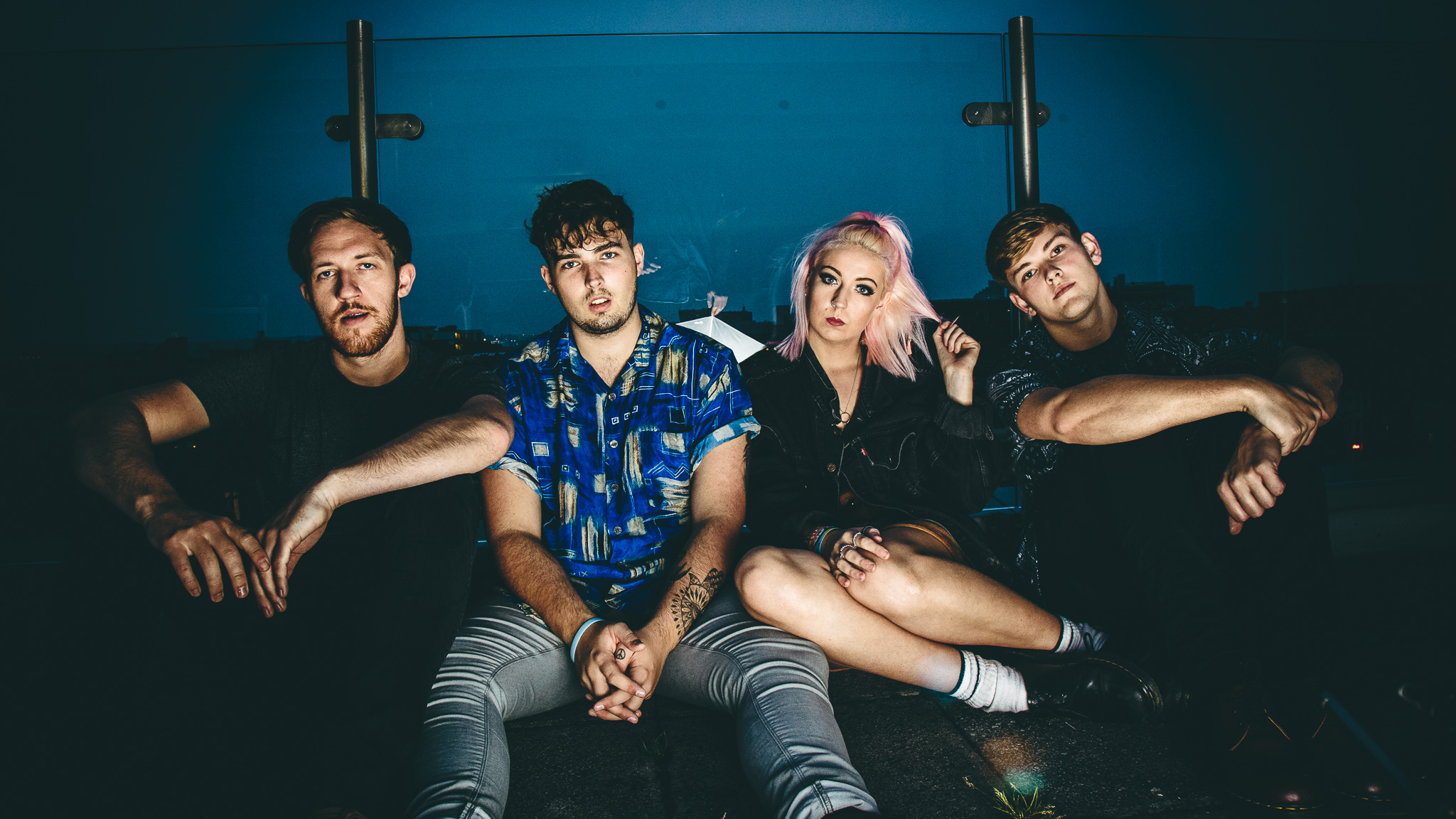WE SAT DOWN WITH // IDLE FRETS